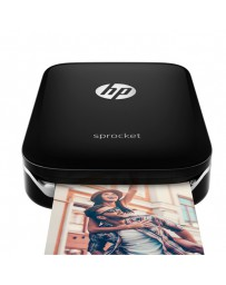 IMPRESORA HP FOTOGRÁFICA BLUETOOTH HP SPROCKET Z3Z92A NEGRA