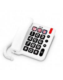 TELEFONO SPC SOBREMESA CONFORT 3294B BLANCO