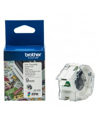 CINTA BROTHER ORIG.CZ1001 COLOR ADHESIVAS 9MM X 5M