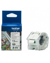 CINTA BROTHER ORIG.CZ1003 COLOR ADHESIVAS 19MM X 5M