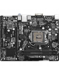 *PLACA BASE ASROCK INTEL H81M-VG4 1150/16GB/USB3.0
