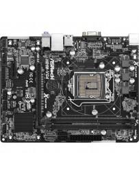 *PLACA BASE ASROCK INTEL H81M-VG4 1150/16GB/USB3.0