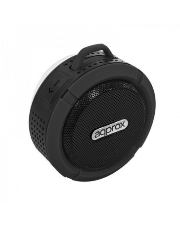 ALTAVOCES APPROX WATERPROOF BLACK APPSPWPB