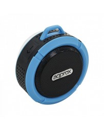 ALTAVOCES APPROX WATERPROOF BLACK/BLUE APPSPWPBBL