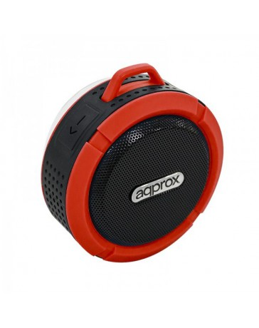 ALTAVOCES APPROX WATERPROOF BLACK/RED APPSPWPBR