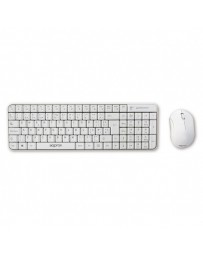 TECLADO+RATON APPROX WIRELESS WHITE APPKBWCOMPACT