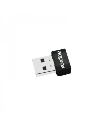 ADAPTADOR APPROX WIFI USB 600MBPS APPUSB600NAV2