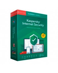 SOFTWARE KASPERSKY INTER. SECU. 3 USER 2019