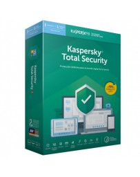 SOFTWARE KASPERSKY TOTAL SECUR.MULTIDEVICE 3US 2019