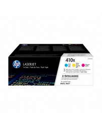TONER HP ORIG. CF252XM Nº 410 PACK COLOR