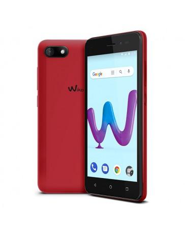 TELEFONO SMARTPHONE WIKO SUNNY 3 CHERRY RED + CARCASA