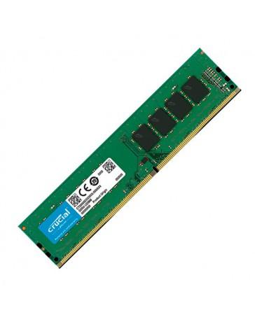 DIMM CRUCIAL DDR4 16GB 2400MHZ