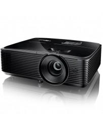 VIDEOPROYECTOR OPTOMA S343E SVGA 3800 HDMI, VGA,