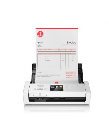 SCANNER BROTHER DOBLE CARA ADS1700DW