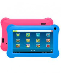 "TABLET DENVER 10,1"" KIDS BLUE/PINK QC1.2/1GBRAM/16GBROM"