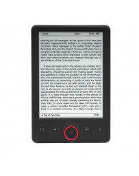 "E-BOOK DENVER 6"" PEARL RETROILUMINADO 4GB"