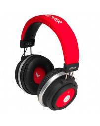 AURICULARES BLUETOOTH DENVER DIADEMA RED