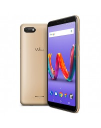 "TELEFONO SMARTPHONE WIKO HARRY 2 5,45"" GOLD"