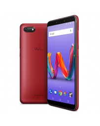 "TELEFONO SMARTPHONE WIKO HARRY 2 5,45"" CHERRY RED"