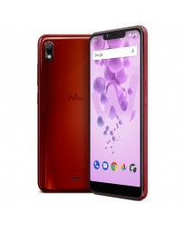 "TELEFONO SMARTPHONE WIKO VIEW 2 GO 5,93"" 16GB CHERRY RED"