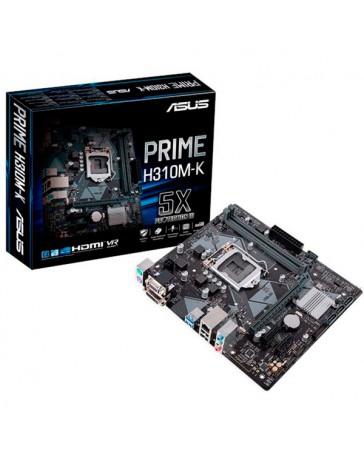 PLACA BASE ASUS AMD PRIME A320M-K HDMI 4USB3.1 AM4