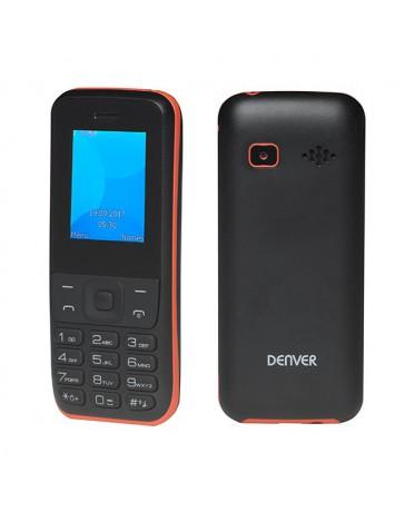 """TELEFONO MOVIL DENVER 1,77"""" DUAL SIM BT"""