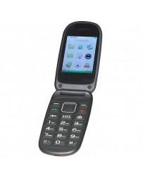 "TELEFONO MOVIL DENVER SENIOR 2,4"" FLIP BT"
