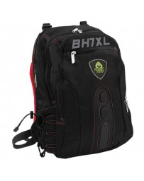 MALETIN KEEP OUT MOCHILA BK7RXL NEGRO/ROJA