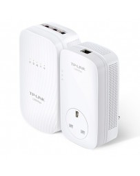 POWER LINE TP-LINK GIGABIT WIFI AV500 AC1750 TLWPA8730KIT