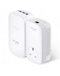 POWER LINE TP-LINK GIGABIT WIFI AV500 AC1750 TLWPA8730KIT