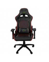 SILLA KEEP-OUT GAMING PROFESIONAL 4D XS700PROR BLACK/RED