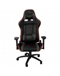 SILLA KEEP-OUT GAMING PROFESIONAL 3D XS400PROR BLACK/RED