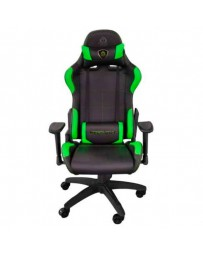SILLA KEEP-OUT GAMING PROFESIONAL 2D XS200PROG BLACK/GREEN