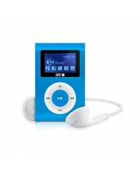 MP3 SPC CLIP&GO GRAN PANTALLA RADIO FM 8544A AZUL*