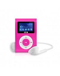MP3 SPC CLIP&GO GRAN PANTALLA RADIO FM 8544P ROSA*