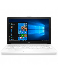"PORTATIL HP 15-DA0002NS N4000 4GB 500GB 15.6"" W10 BLANCO"