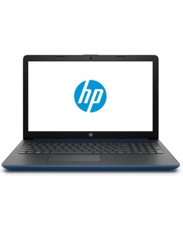 "PORTATIL HP 15-DA0004NS N4000 4GB 500GB 15.6"" W10 AZUL PLATA"