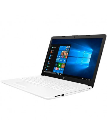"PORTATIL HP 15-DA0021NS I37020 4GB 1TB 15.6"" W10 BLANCO NIEV"