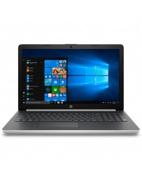 "PORTATIL HP 15-DA0037NS I5-8250U 4GB 500GB 15.6"" W10 PLATA"