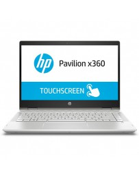 "PORTATIL HP 14-CD0001NS X360 I3/4GB/1TB/14""/360º/W10/PLATA"