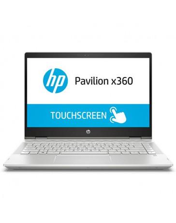 """PORTATIL HP X360 14-CD0001NS I3/4GB/1TB/14""""/360º/W10/PLATA"""