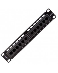 "PATCH PANEL MONOLYTH 19"" PARA 24 PUERTOS UTP CAT.6"