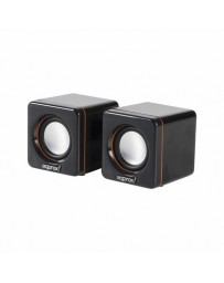 ALTAVOCES APPROX 2.0 PORTABLE USB APPSP03*