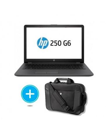 "PORTATIL HP 250 G6 N4000 4GB 240SSD 15.6""FREEDOS+MALETIN"