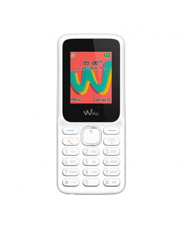 TELEFONO MOVIL WIKO LUBI 5 PLUS WHITE 1.8""