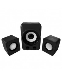 ALTAVOCES APPROX MULTIMEDIA 2.1 10W APPSP21M