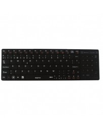 TECLADO APPROX SMART TV WIRELESS NEGRO APPKBTV01