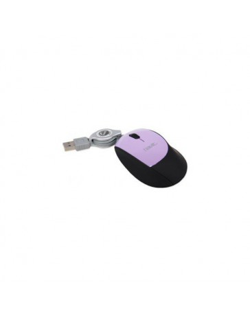 RATON HAVIT HV-M233 PURPURA/NEGRO USB
