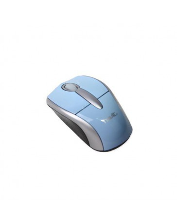 RATON HAVIT HV-MS330 AZUL CLARO USB