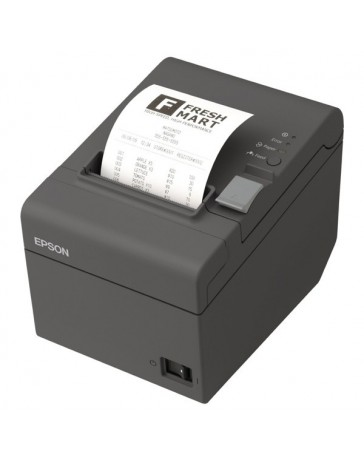 IMPRESORA TICKETS EPSON TM-T20II USB+RS232 NEGRA
